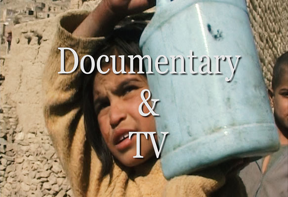 Documentary and TV reel